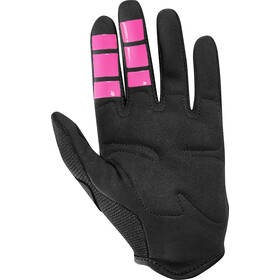 Fox Dirtpaw Handschuhe Kinder black/pink